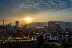Macao Sunset (Mikke.B) Tags: macao sunset photography canon 5d mkiii 1740mm
