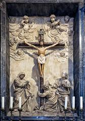 crucifixion of jesus (Sabinche) Tags: cathedral siena crucifixionofjesus cattedralemetropolitanadisantamariaassunta tuscany italy