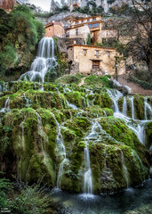 Ensoñación (galavardo) Tags: panasonic lumix g80 1445mm cascada orbanejadelcastillo burgos lasmerindades castillayleón españa spain waterfall hdr