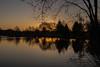 Sunrise (initials GT) Tags: reflets reflection world100f