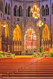 Cathedral Basilica Of The Sacred Heart Newark NJ