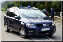 Volkswagen Sharan (Breizh56) Tags: france volkswagen gendarmerienationale pentax k3 urgences