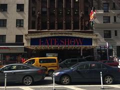 mass media machine (pacfolly) Tags: nyc nyciphone newyorkcity lateshowwithstephencolbert lateshow taping filmedinnyc massmediamachine nightlywaste