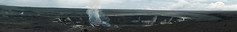 Kilauea Caldera Panorama (Geoff Sills) Tags: hawaii volcanoes national park kilauea caldera crater panorama nikon d700 70200 vrii 28 geoffrey william sills geoff illumeon digital