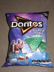 New Doritos 'Supernova' Lime & Cracked Pepper corn chips! (RS 1990) Tags: new limitededition doritios supernova limecrackedpepper flavour flavor cornchips packet guardiansofthegalaxyvol2 gotg2 marvel marvelstudios 2017 strange unusual food package