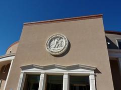 State Courthouse, Santa Fe NM (honestys_easy) Tags: nm newmexico santafe southwest madrid