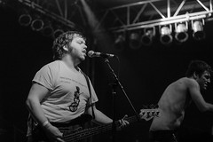 PEARS at Knitting Factory Boise _ Treefort - by The Tyler Price-3082 (Treefort Photo Dept) Tags: pears knittingfactory theknittingfactoryboise punk blackandwhite treefort2017 treefort