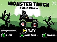 monster truck foresr delivery (Friv games) Tags: monster truck forest delivery friv frivfriv games friv4school online bonk io