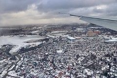 landing at a snowy and windy Moscow Sheremetyevo (Jaws300) Tags: scenery flying flyingscenery b773 b777300er b777300 b777 boeing weather snowshowers clouds cloud storm stormy stormyweather spring winter snowy snow approaching landing airlines aeroflotrussianairlines uuee svo moscowsheremetyevoairport sheremetyevo moscow russia aeroflot