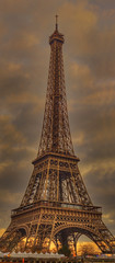 Eiffel Tower panorama (cmfgu) Tags: paris france europe europeanunion eiffeltower toureiffel leftbank champdemars gustaveeiffel ironlattice 1889worldsfair 125thanniversary 7tharrondissement 7thdistrict panorama hdr highdynamicrange craigfildesfineartamericacom art wall canvasprint framedprint acrylicprint metalprint woodprint greetingcard throwpillow duvetcover totebag showercurtain phonecase sale sell buy purchase gift craigfildes artist photographer photograph photo picture prints