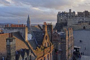 Edinburgh Castle [104/365 2017]