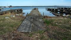 In need of some improvement! (mpersson60) Tags: sverige sweden gotland fårösund brygga bridge hav sea