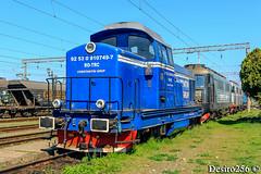 DHC 749, DA 1635, 1660 & DF 063 - Timisoara Nord (Desiro256) Tags: cfr trenuri trains 040dhc ldh1250 dhc 92 53 8107497 uic rotrc 8107492 tim rail cargo constantin grup calarasi timisoara nord 6016351 6016609 6900638 lde2100 electroputere craiova sulzer convoi romania faur uzinele 23 august bucuresti locomotiva diesel hidraulica motor depou remiza sibiu triaj statie gara grupa tehnica linie judet banat motorina schema de vopsire albastru dunga magistrala 900