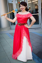 Maria Posada (EriTesPhoto) Tags: cosplay wondercon2017 bookoflife