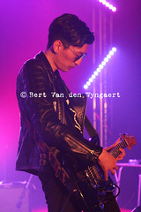PLASTICZOOMS live at Made in Asia (Bert Van den Wyngaert) Tags: plasticzooms live concert concertphotography photography people livephotography onstage madeinasia convention music musician band newwave electronicmusic electro synthpop jrock rock jpop poprock goth gothic neogothic neogoth