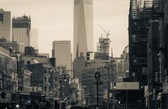 IMG_1143 (kz1000ps) Tags: newyorkcity nyc manhattan architecture urbanism cityscape greenwichvillage 7thavenue downtown skyline tower skyscraper 111murray construction splittone