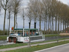 Bruges (2012) (alexismarija) Tags: bruges brugge belgium europe history damme cycling countryside boat