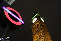 Big Ben by night- Photo by Bogdan Campan (NunziaB99) Tags: underground timeoutlondon bigben london londra uk britain photograph foto photography photographer bogdanphotography bogdanphotographer like likeit liker world travelling timeout time out city pic day picoftheday station metropolitana travel metro train torre notte fotografia canon lomo canon500d 100d 700d love lover