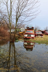 IMG_2609 (Irina Souiki) Tags: rusty crusty cars mcleansautowreckers milton ontario old oldcars