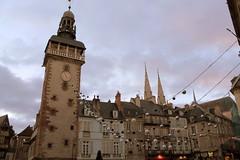 Le Jacquemart à Moulins (03) (SMartine ♫♫) Tags: martinesodaigui moulins allier 03 auvergne bourbonnais jacquemart