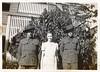 Brothers in Arms (Leonard J Matthews) Tags: dad uncle aunty ww2 worldwar2 australianarmy diggers abbotsford maynejunction house queensland australia mythoto slouchhat uniform family