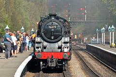 North Yorks Steam Railway (christina.marsh25) Tags: northyorkssteamrailway steamrailway steamengine grosmont