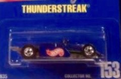 #15-41(D), INDY, IRL, CART, Ed Carpenter, and Honda driver Signing #15-41, Hot Wheels, 1991, Thunderstreak, Collector #153 (Picture Proof Autographs) Tags: 1541 indy irl cart edcarpenter andhondadriversigning1541 hotwheels 1991 thunderstreak collector153 diecast blisterpack with pictureproofphotos ppp