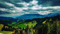 Swiss Alps (BS_86) Tags: lightroom mobila app explore summer mountains outdoor clouds wolken alpen wandern hiking schweiz switzerland emmental bern