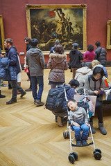 The revolution will have to wait (aylmerqc) Tags: paris france muséedulouvre thelouvre louvre gallery museum art beauxarts