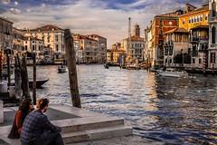 You and me, in Venice (binoguzzi) Tags: venezia veneto canale love coppia amore panorama italia xt10 fujifilm fujixt10 fujilover fujifilmxseries fujinon xf35f2 xf35
