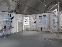 Subtext: Typedesign (Paul Busk / CMOD) Tags: typedesign subtexttypedesign fontdesign paulbusk busk cmodin symphonics exhibitionview designforum