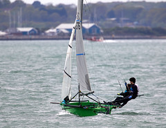 Sailing (Bernie Condon) Tags: yacht boat vessel sailing sail boating sport water sea weston westonshore solent southamptonwater