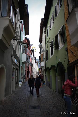 Oberstadt, Cittá Alta