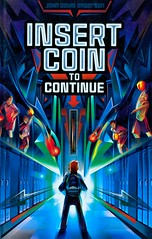 Insert Coin to Continue (Vernon Barford School Library) Tags: johndavidanderson johnanderson john david anderson realisticfiction realistic action adventure videogame videogames game games gaming gamer gamers bully bullies bullied bullying school schools vernon barford library libraries new recent book books read reading reads junior high middle vernonbarford fiction fictional novel novels hardcover hard cover hardcovers covers bookcover bookcovers 9781481447041