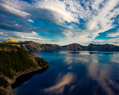 Lakescape (Travel by WestEndFoto) Tags: agenre craterlake natural mfnikkor20mmf28ais us bsubject flickr 1 flickrtravelbywestendfoto landscapephotography flickrexplored oregon travel flickrtravelcraterlake usa scape flickrwestendfoto queueparkepnextinline i dgeography naturephotography lake fother unitedstates