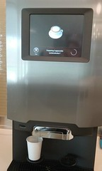 Gratefulness project (amykoren) Tags: grateful cappuccino machine work