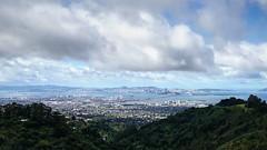 San Francisco Bay from Grizzly Peak (NeuroNeuroNeuro) Tags: sf san francisco bay area sony canon sigma mc11 wideangle 16mm f13 grizzlypeak berkeley tilden eastbay