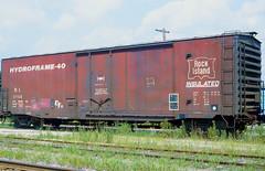 Rock Island 5756 (Chuck Zeiler) Tags: rock island crip ri 5756 railroad box car boxcar freight chuck zeiler chz