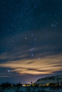 Orion and the Milky Way (Explored 20/04/17)