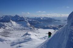 Lofotenlandschaft par exelance (Globo Alpin) Tags: lofoten norwegen skitouren winter 2017 skiflugreisen ausland fotowinter