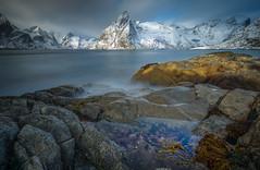 Lofoten lys (AdMixStar) Tags: lofoten light norway winter travel snow outdoor