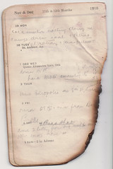 29 Nov - 5 Dec 1915 (wheresshelly) Tags: ww1 wwi world war 1 australia gallipoli egypt military australian 4th field ambulance anzac morton wilfred