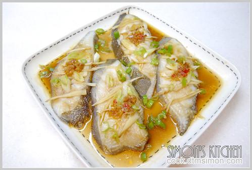 XO醬清蒸鱈魚10