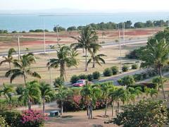 barcelo solymar (LakeRidge Photography) Tags: ocean beauty landscape highway cuba palm chevy varadero barcelo solymar