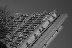Building - chinatown of Paris