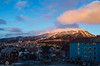 The blue Narvik (Jan-Roger Olsen) Tags: city norway by norge narvik nordland byggning