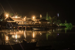 Pura ulun danu (terune.sipieet) Tags: bali night canon indonesia puraulundanu 60d danauberatan