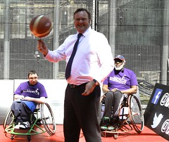 "Stephen Mosley MP takes part in Parliamentary Basketball Challenge • <a style=""font-size:0.8em;"" href=""http://www.flickr.com/photos/51035458@N07/14058617636/"" target=""_blank"">View on Flickr</a>"