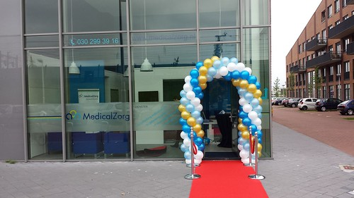 Ballonboog 5m Medical Zorg Utrecht