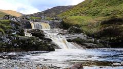 Allt Bail' a' Mhuilinn (lens buddy) Tags: mountain scotland highlands scenery waterfalls scottishhighlands benlawers beautifulplaces glenlyon canoneosdigital lochlyon perthkinross alltbailamhuilinn